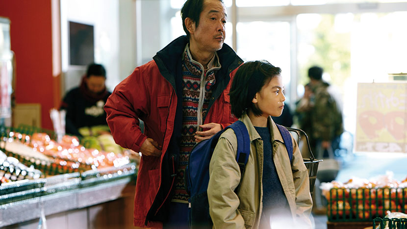 Image from Shoplifters