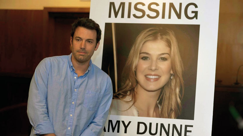 Image from Gone Girl