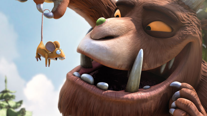 Family Funday: The Gruffalo & Stick Man + Q&A with producers Martin Pope, Michael Rose and Stick Man director Jeroen Jaspaert