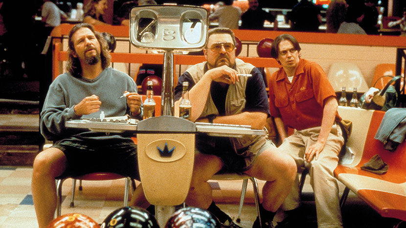 Image from The Big Lebowski