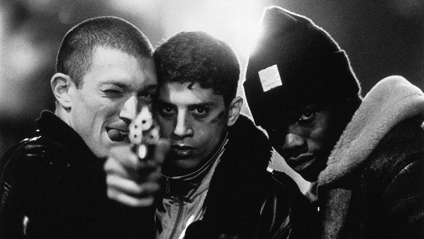 Image from La Haine