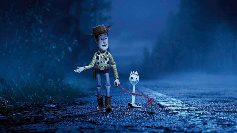 Toy Story 4 + Q&A with animation supervisor Robert Russ