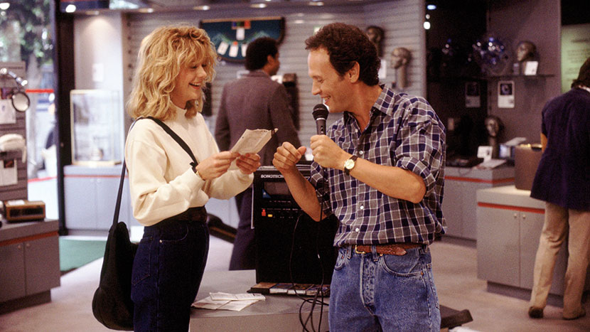 Image from When Harry Met Sally... 30th-anniversary Screening