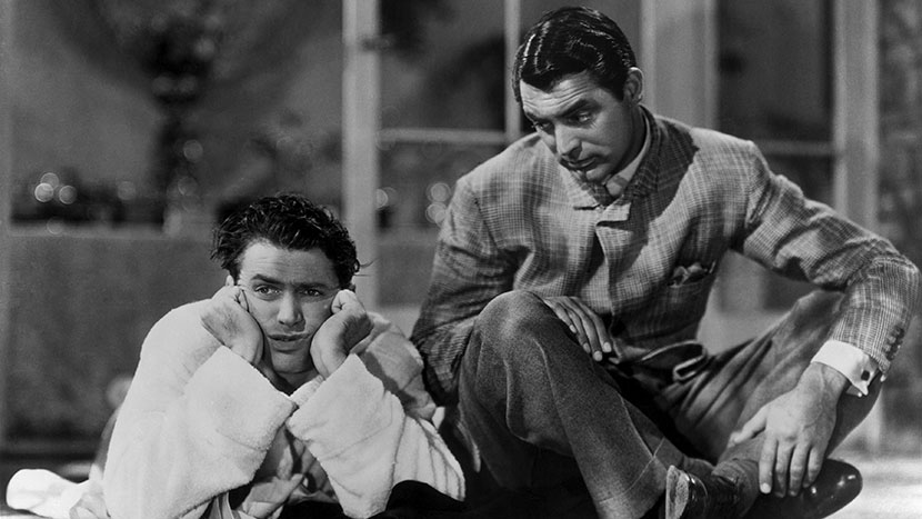Image from The Philadelphia Story