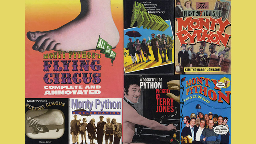 Image from Collections Focus: And now for something completely different... Monty Python at 50!