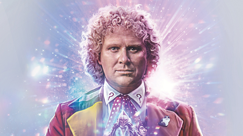 Image from Doctor Who: Mindwarp + Q&A with actors Colin Baker and Nicola Bryant