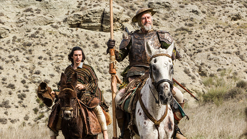 Image from Preview: The Man Who Killed Don Quixote