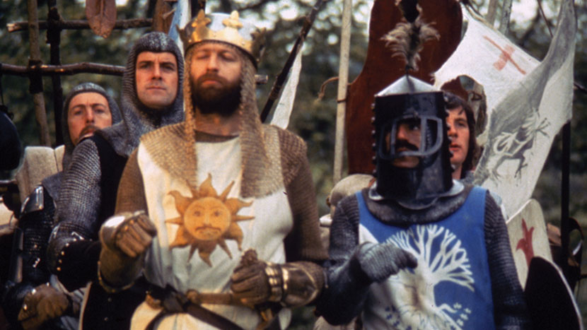 Monty Python and the Holy Grail + intro by actor and musician Neil Innes
