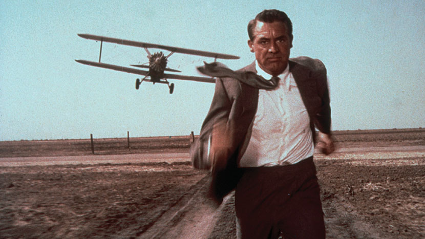 Image from North by Northwest