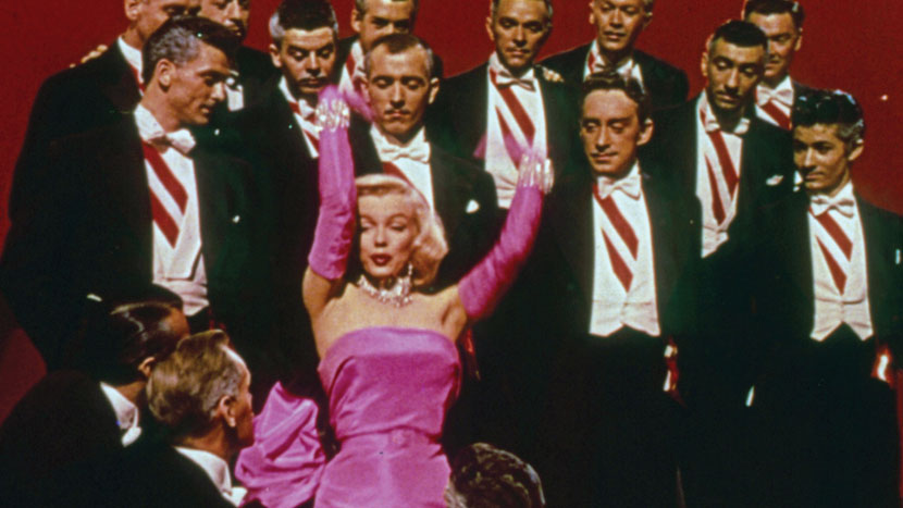 Image from Gentlemen Prefer Blondes
