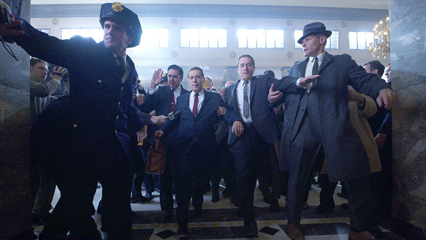 Image from The Irishman