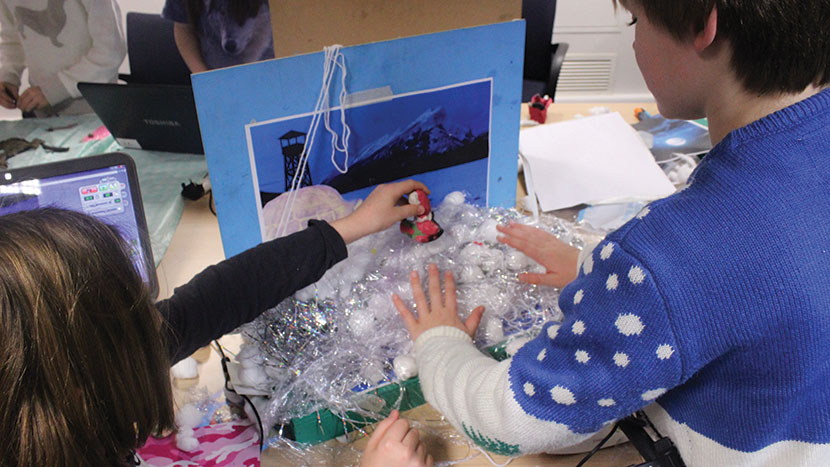 Image from Christmas Move IT! Family Animators