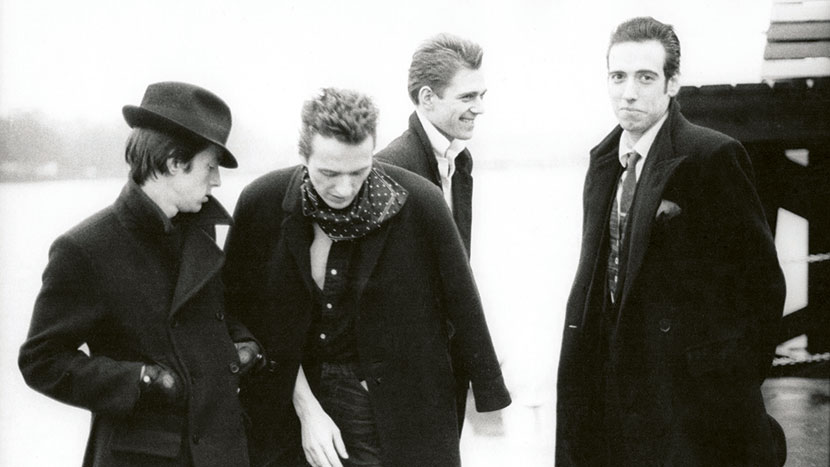 The Clash: Westway to the World + Q&A with The Clash