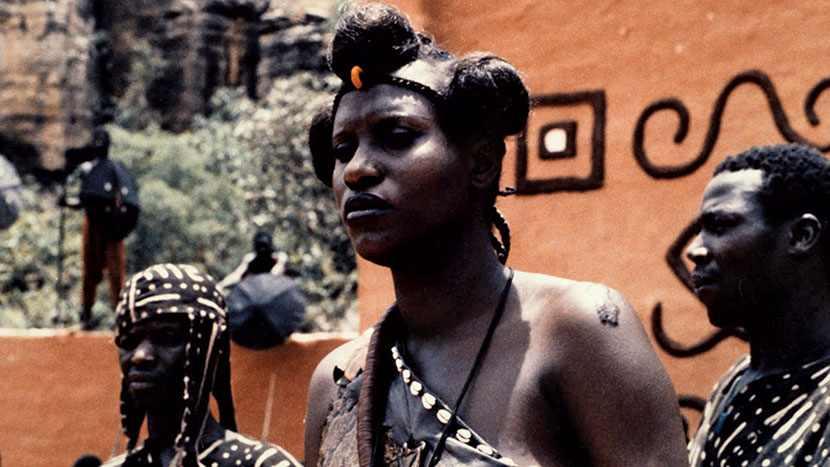 Image from Sarraounia, an African Queen