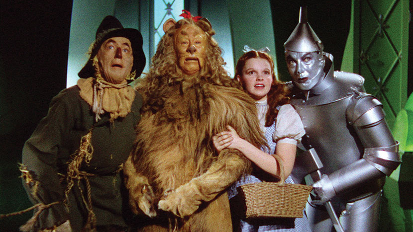 Image from The Wizard of Oz