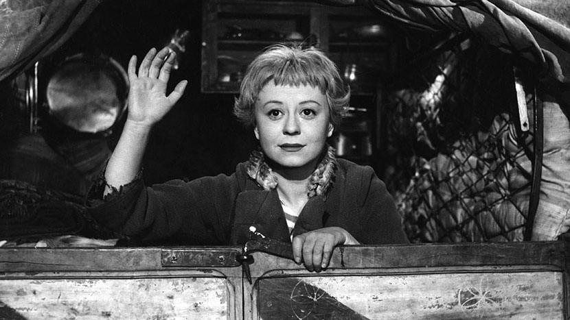 Seniors' Paid Matinee: La Strada + intro and Q&A with filmmaker Mamoun Hassan
