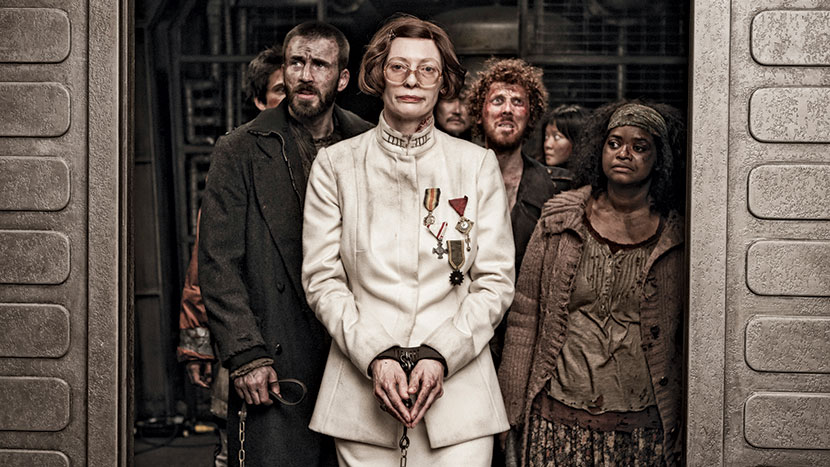 Image from Snowpiercer