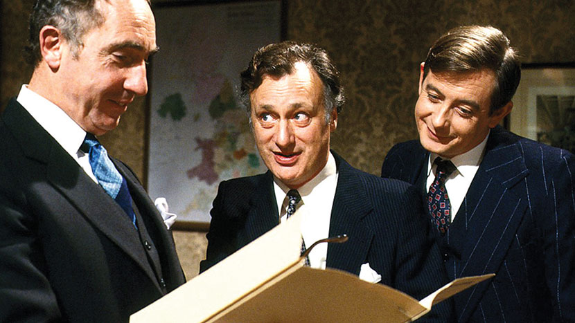 Yes Minister at 40: Party Games + Jonathan Lynn in Conversation