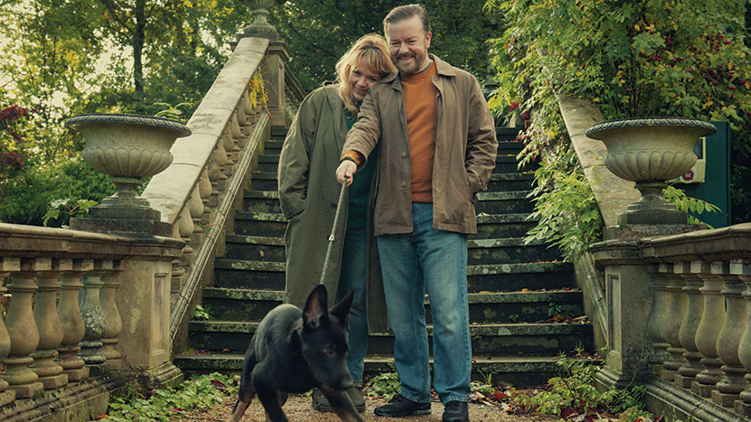 TV Preview: After Life + Q&A with Ricky Gervais