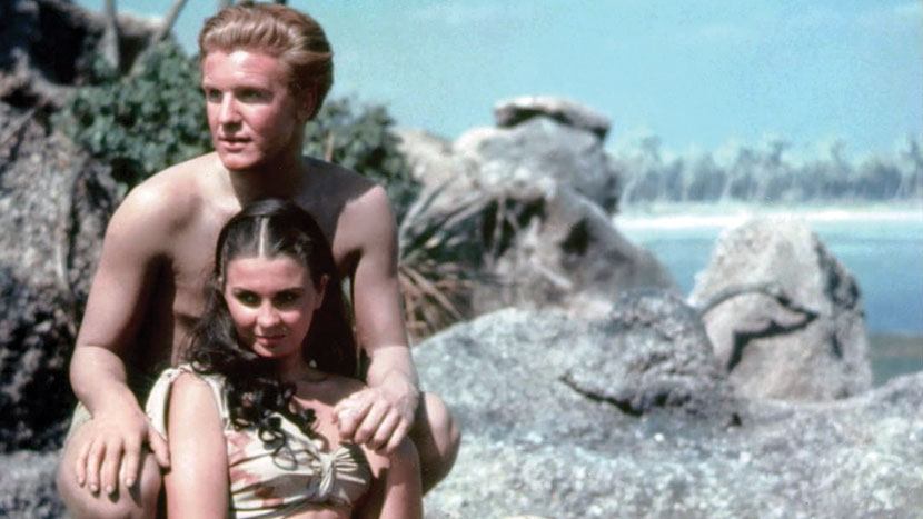 The Blue Lagoon + intro by BFI Curator Josephine Botting