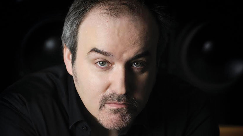 The Sound of TV: Discussion and Q&A with Neil Brand and composer David Arnold