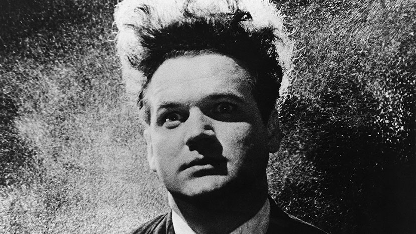Eraserhead + intro by Richard Martin, author of  The Architecture of David Lynch