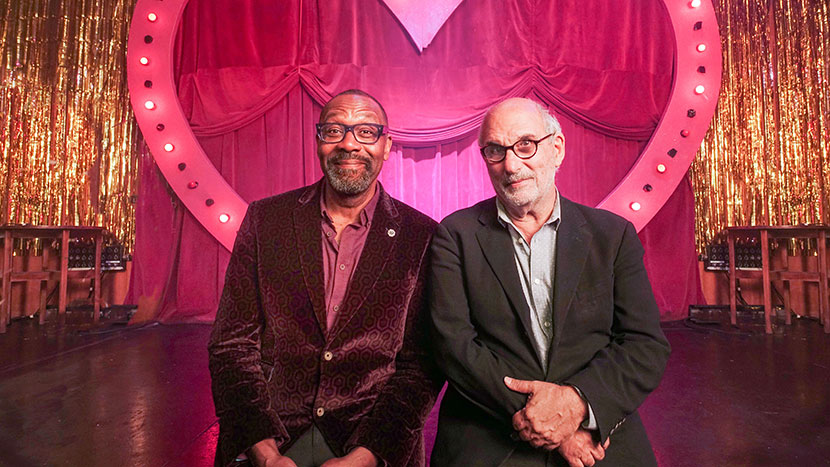 Alan Yentob interviews Sir Lenny Henry: Discussion and Q&A