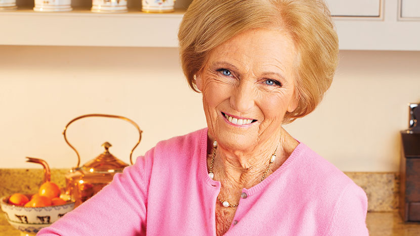 Radio Times Hall of Fame: Mary Berry