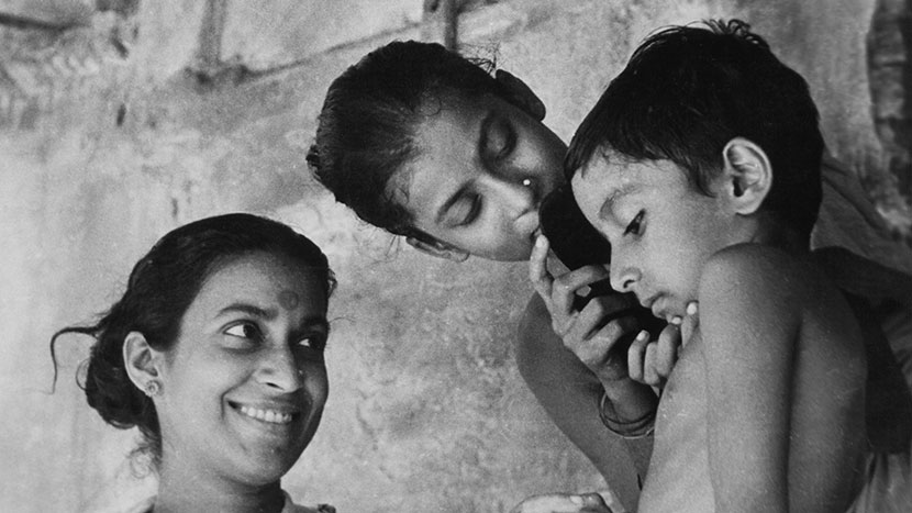 Image from Pather Panchali
