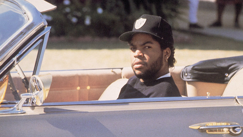 Image from Boyz N the Hood