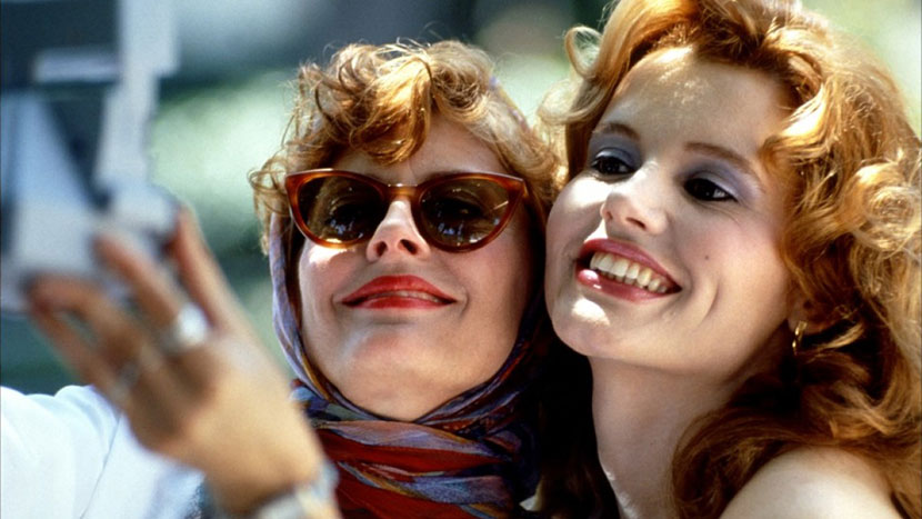 Image from Thelma and Louise
