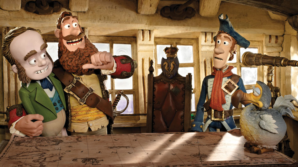 Image result for the pirates in an adventure with scientists