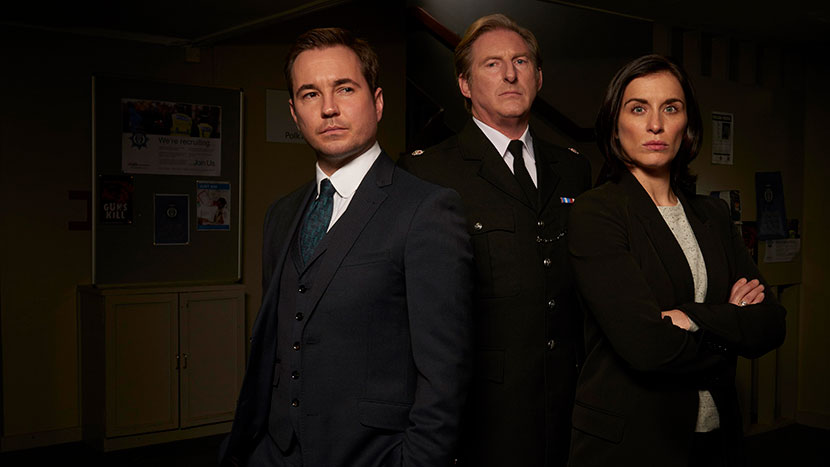 Image from Line of Duty