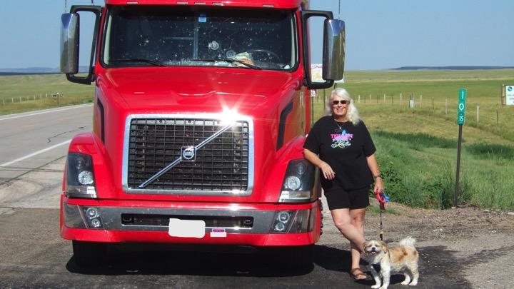 Trucker Patti