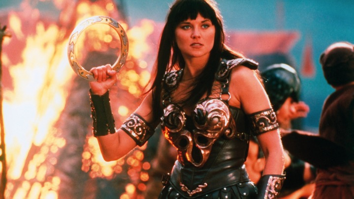 We Love Xena Warrior Princess