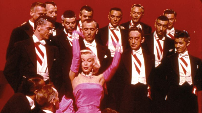 Gentlemen Prefer Blondes (Sing-a-long)