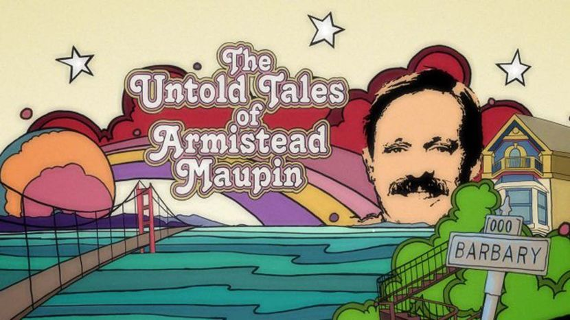 Image from The Untold Tales of Armistead Maupin
