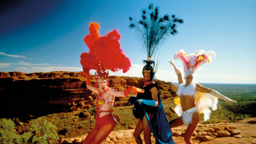Image from The Adventures of Priscilla, Queen of the Desert Dir-Scr Stephan Elliott