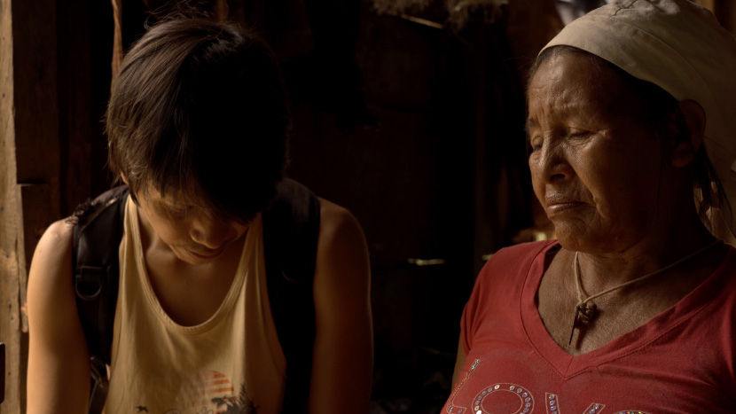 Image from Cassandro, the Exotico! Dir Marie Losier