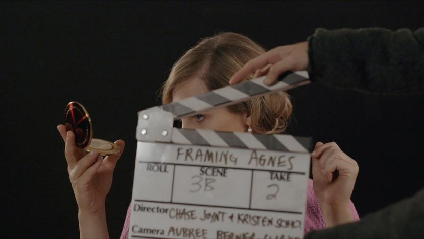 Image from Framing Agnes, Dir Chase Joynt, Kristen Schilt