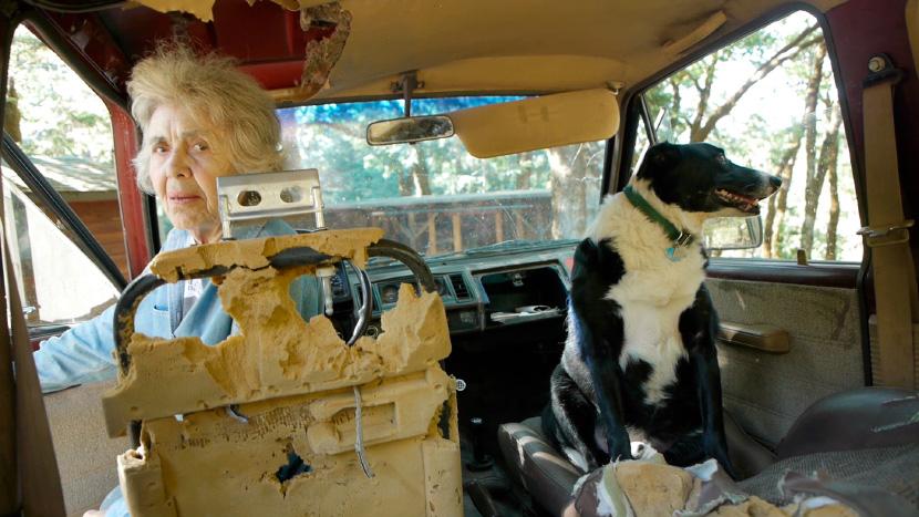 Image from A Great Ride, Dir Deborah Craig, Veronica Duport Deliz