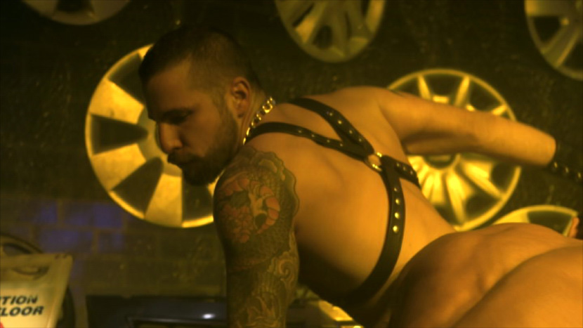Image from Jonathan Agassi Saved My Life Dir Tomer Heymann