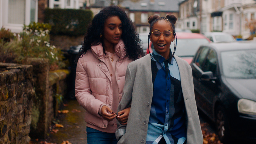 Image from Ladies Day, Dir Abena Taylor-Smith