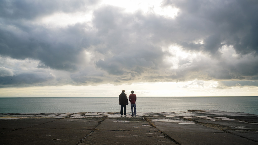 Image from Land's End, Dir Ben Strebel