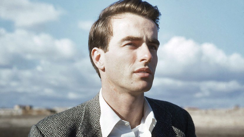 Image from Making Montgomery Clift Dir-Prod Robert Clift, Hillary Demmon