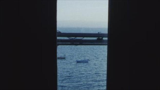 Room Window Sea Sky