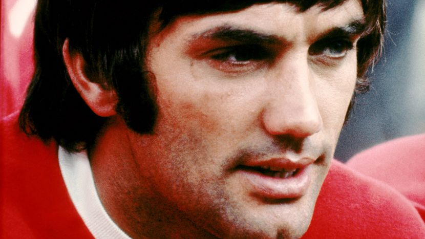 Image from George Best: All By Himself