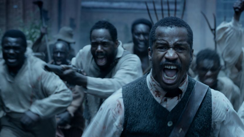 Image from The Birth of a Nation