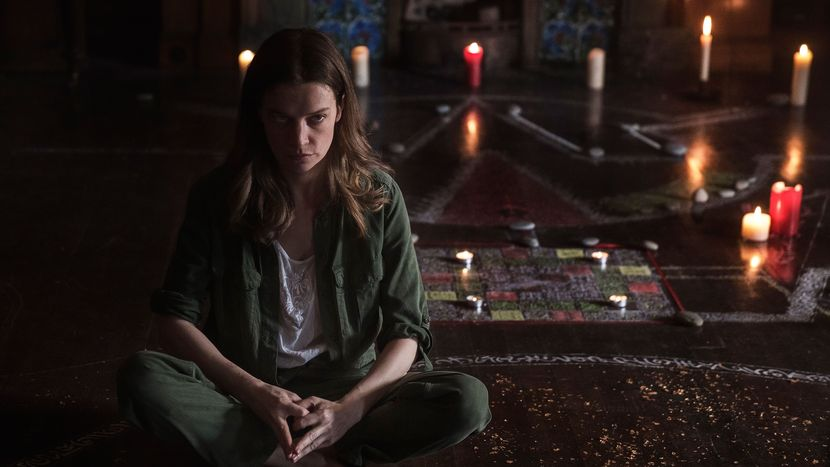 Image from A Dark Song