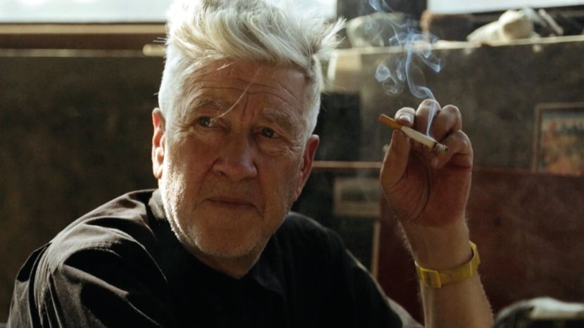Image from David Lynch: The Art Life